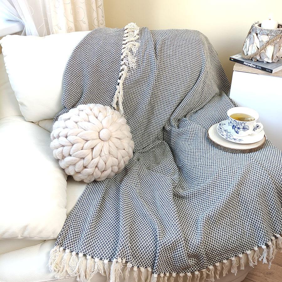 Tulouš - ručně vyráběné dekorace a polštáře